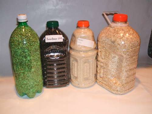 INSTANT SURVIVAL TIP: FREE Food Storage Containers
