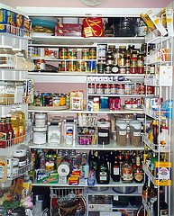 INSTANT SURVIVAL TIP: Your Food Pantry as a Library