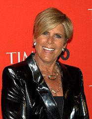 VITAL SURVIVAL LINK: Suze Orman Says Save First!
