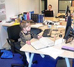 Unemployed Kids vs. Self-Employed Kids