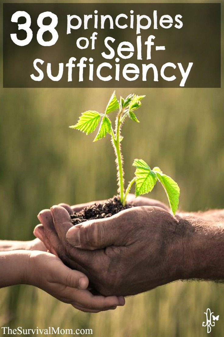So much wisdom here! Self-sufficiency tips. | www.TheSurvivalMom.com
