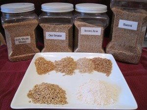 Whole Grains Magic!