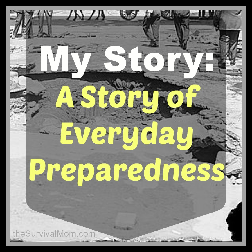 Preparedness isn't just for major disasters, as this post shows! - The Survival Mom