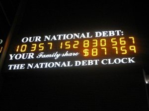 A Thousand Here, A Trillion There: The Devastating Effects of Debt