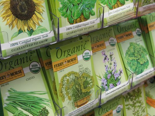 It's Seed-Shopping Time: A Review of Online Heirloom Seed Sites