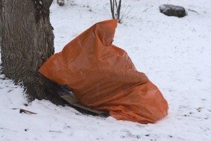 Make a Garbage Bag Shelter Part of Your Survival Kit