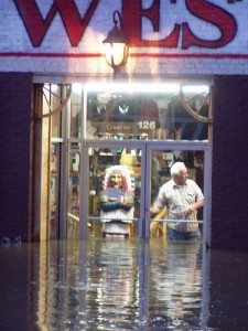 My Story: Lessons from the Flood