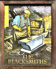 blacksmith INSTANT SURVIVAL TIP: The most necessary skills