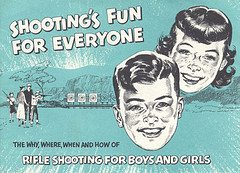 shooting guns The Surprising Lessons of a Family Firearm Hobby