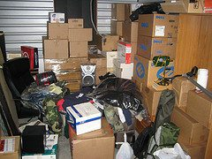 Survival Survey:  Where do you stash your stuff?