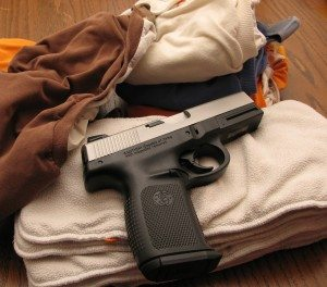 10 Ways Cloth Diapers are Like Pistols