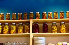 pantry jars 10 Unusual Foods You Should Have in Your Pantry