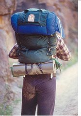 backpacking A Non Traditional Take on the Bug Out Bag, Part 1