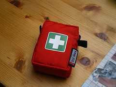 first aid kit Medical Kit Lessons Learned