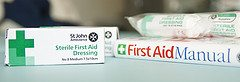first aid supplies Medical Kit Lessons Learned