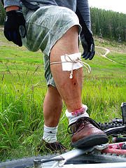 improvised first aid Medical Kit Lessons Learned