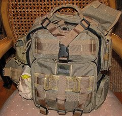 molle pack 36 Lessons Learned From Testing a 72 Hour Kit