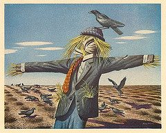 scarecrow Normalcy Bias: Its All in Your Head