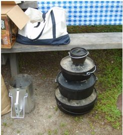 stack of Dutch ovens1 A Dutch Oven Cooking Primer, Part 1