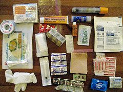 first aid kit 1 A New Look at Very Basic Survival First Aid Kit Contents