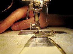 sewing Sewing without electricity