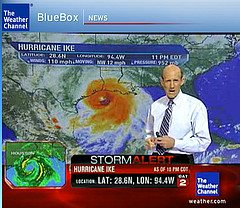 hurricane Ike Weather Channel Lessons for Hurricane Evacuations
