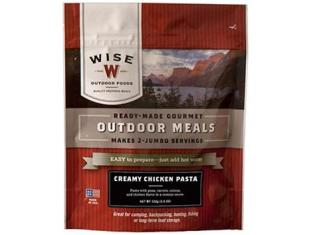 "Product review: Wise Foods, ""Creamy Chicken Pasta"""