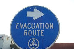 Skill of the Month:  Plan your evacuation route