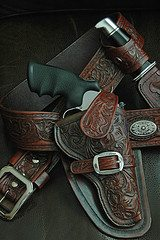 holster Could the craziest holster ever be the one youre looking for?