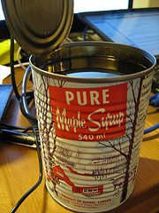 maple syrup Forever foods and your food storage pantry