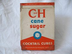 sugar cubes Forever foods and your food storage pantry