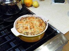 tuna casserole Simple Food Storage Meals for Tight Times: Stock up on three months worth, fast!