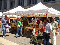 INSTANT SURVIVAL TIP: What can a farmer's market do for you?