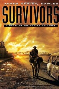 Coming book reviews: Survivors by James Rawles