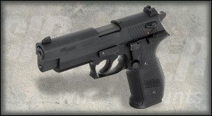 Handgun Reviews for Women, Part 2: the Sig Mosquito