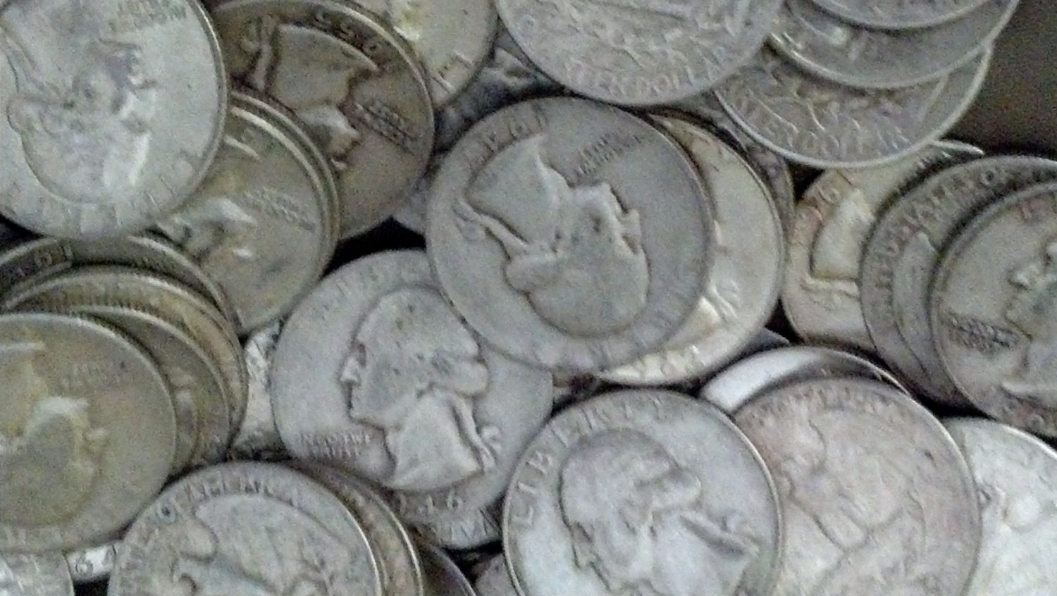 INSTANT SURVIVAL TIP: Go retro with your quarters and dimes!