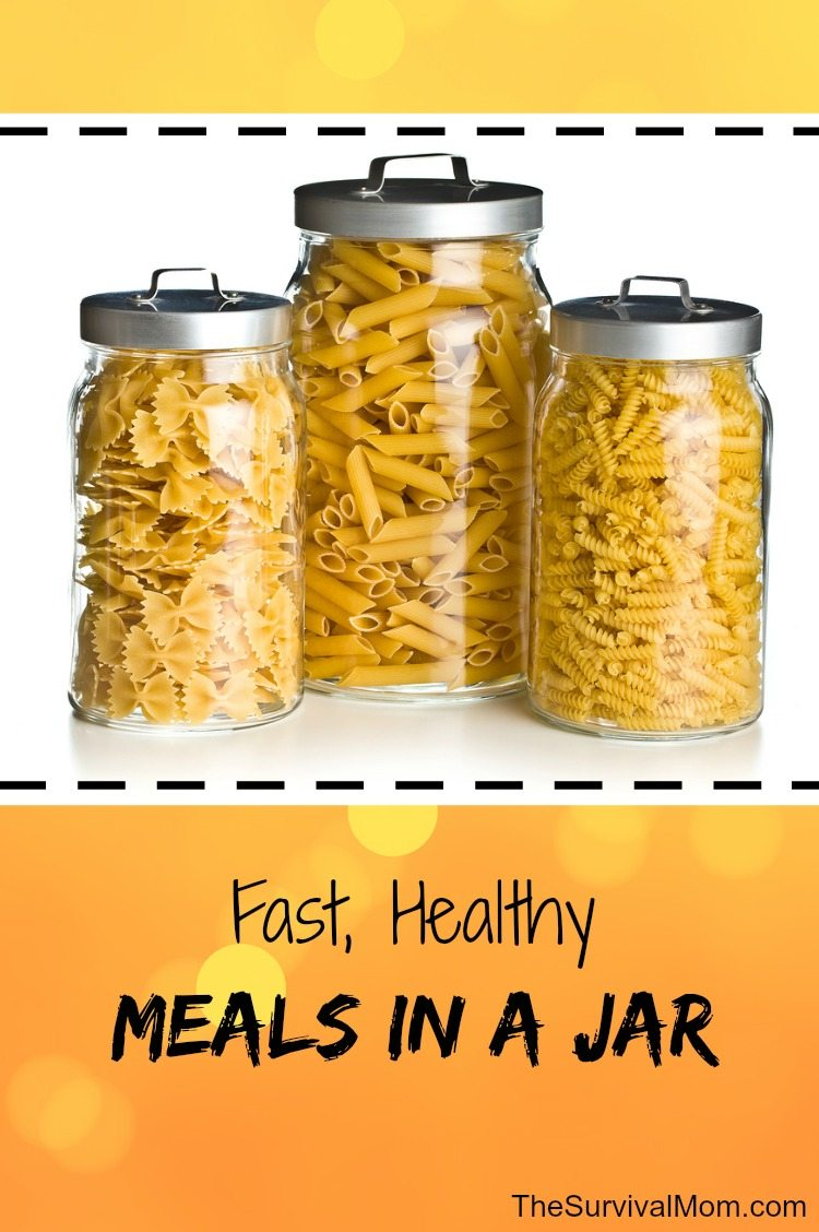 Survival meals in a jar recipes oven