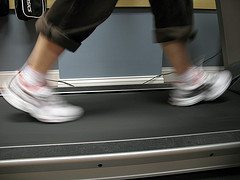 treadmill walking Why Getting in Shape Should be Part of Your Apocalypse Preparations