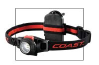 Coast LED headlamp 24 Hour Giveaway!  Coast headlamps and LED flashlights!