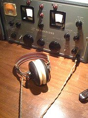 ham radio set Communication Items Youll Want Before TSHTF � Part 2