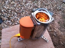 The BioLite CampStove is a great option for Survival Moms and preppers alike