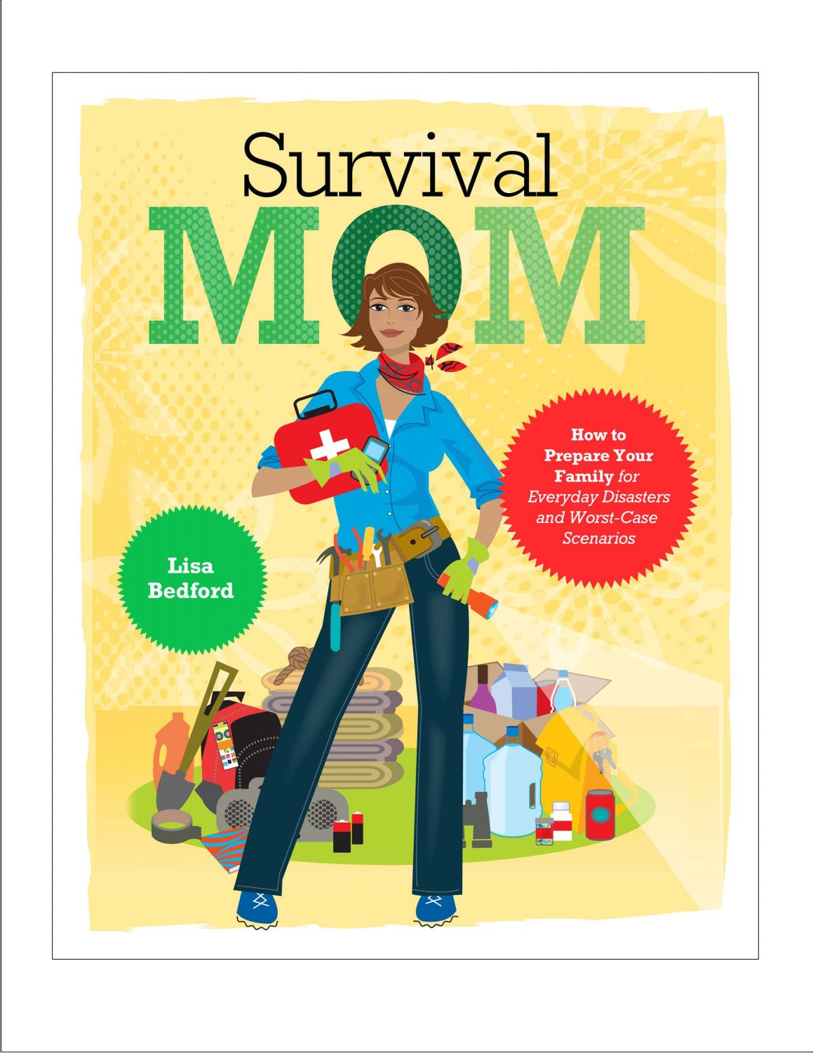 Win your very own Personalized & Signed Copies of Survival Mom!