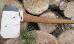 Holiday giveaway: A handmade axe!