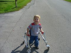 handicapped boy How to prepare when a loved one has a severe disability