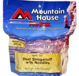 mountain house pouch