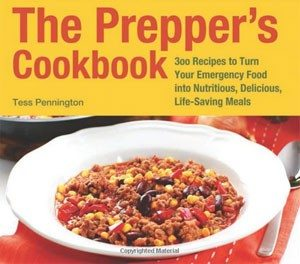 Book review & giveaway: The Prepper's Cookbook by Tess Pennington