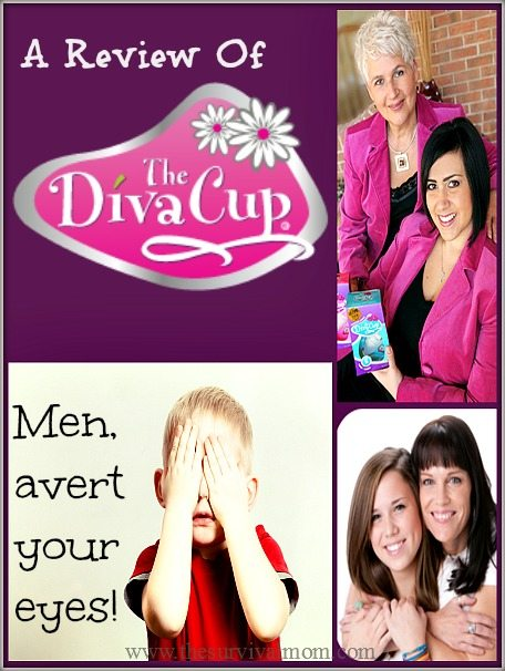 The Diva Cup is amazing find for women. Read more here. | via www.TheSurvivalMom.com