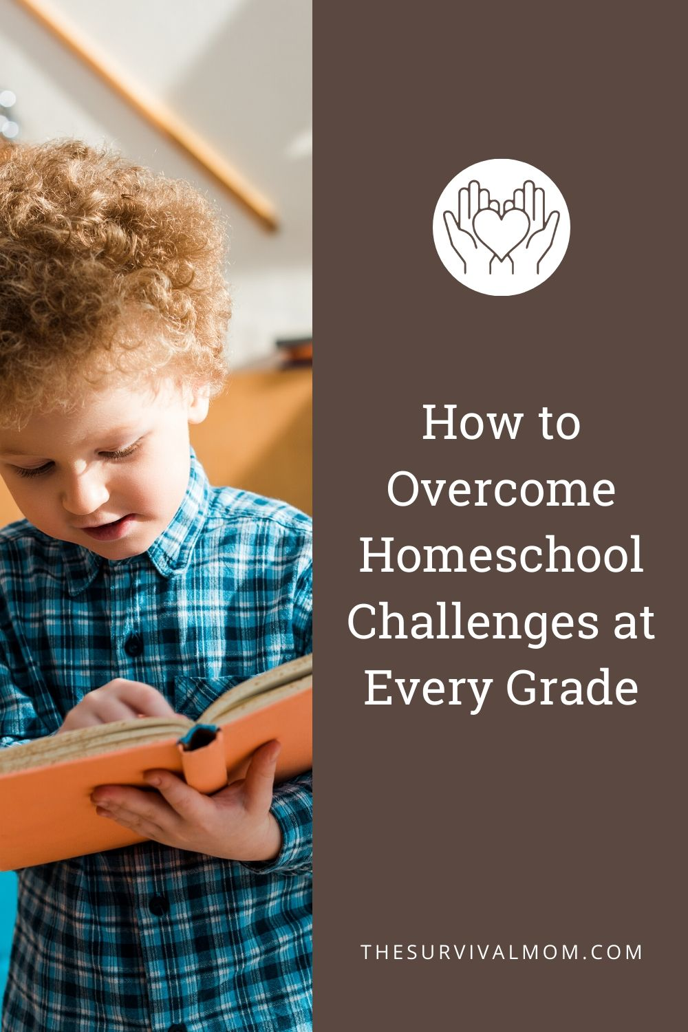 How to Overcome Homeschool Challenges at Every Grade via The Survival Mom