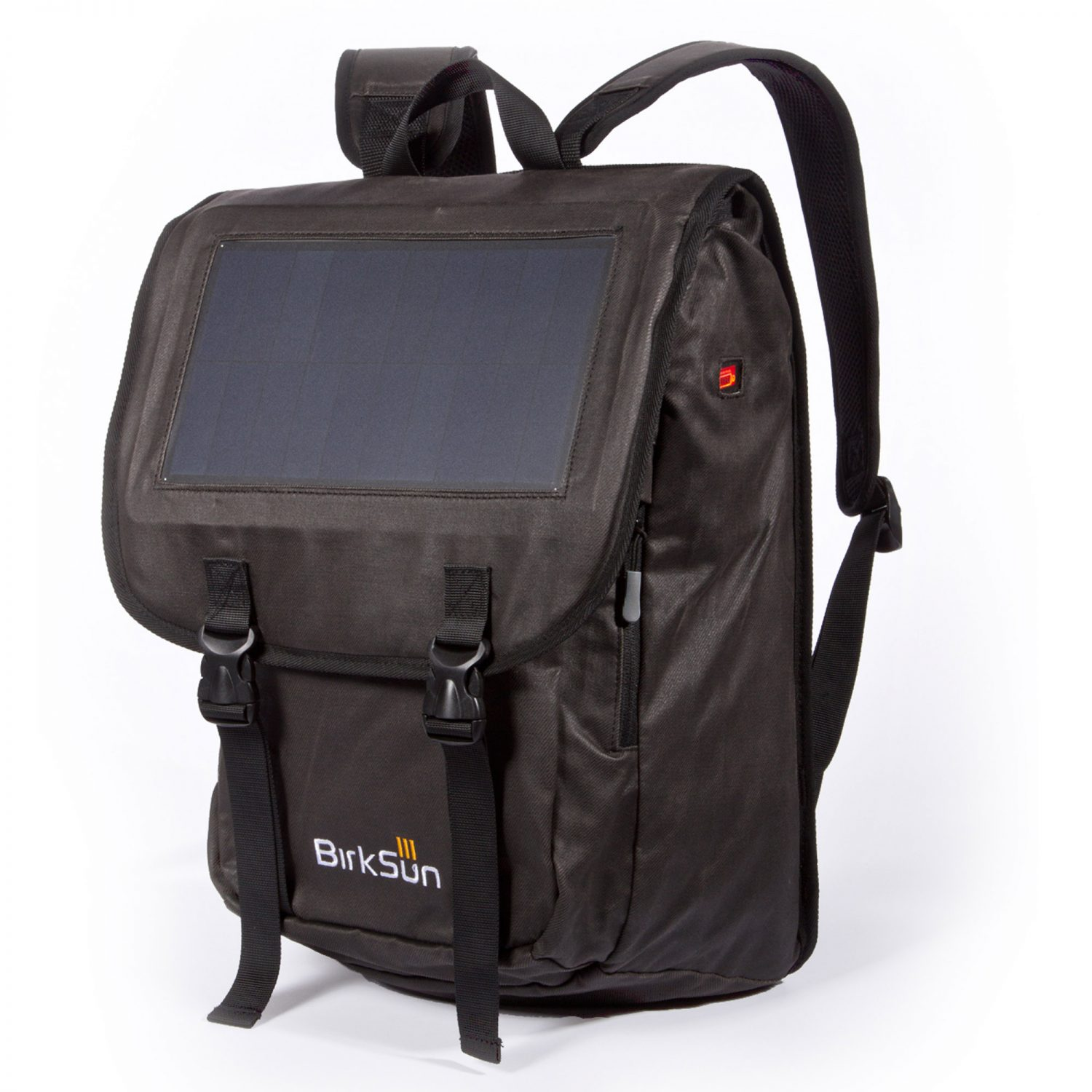 12 Days of Back-to-School Giveaways! Day 3: BirkSun solar backpack!