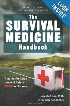 12 Days of Back-to-School Giveaways: Day 7, The Survival Medicine Handbook